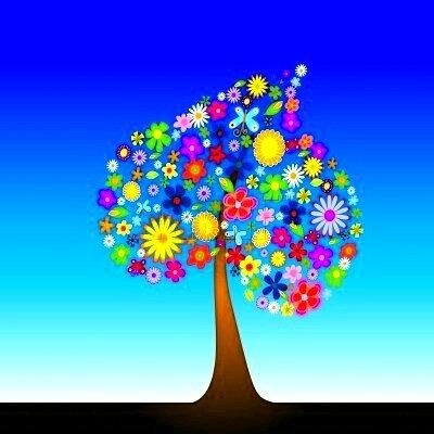 arbre d'amour