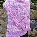 Châle sweety - sweet shawl
