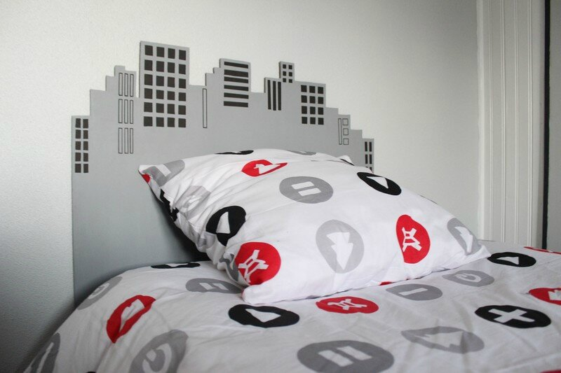 diy d co chambre ado un cadre r cup tats unis. Black Bedroom Furniture Sets. Home Design Ideas