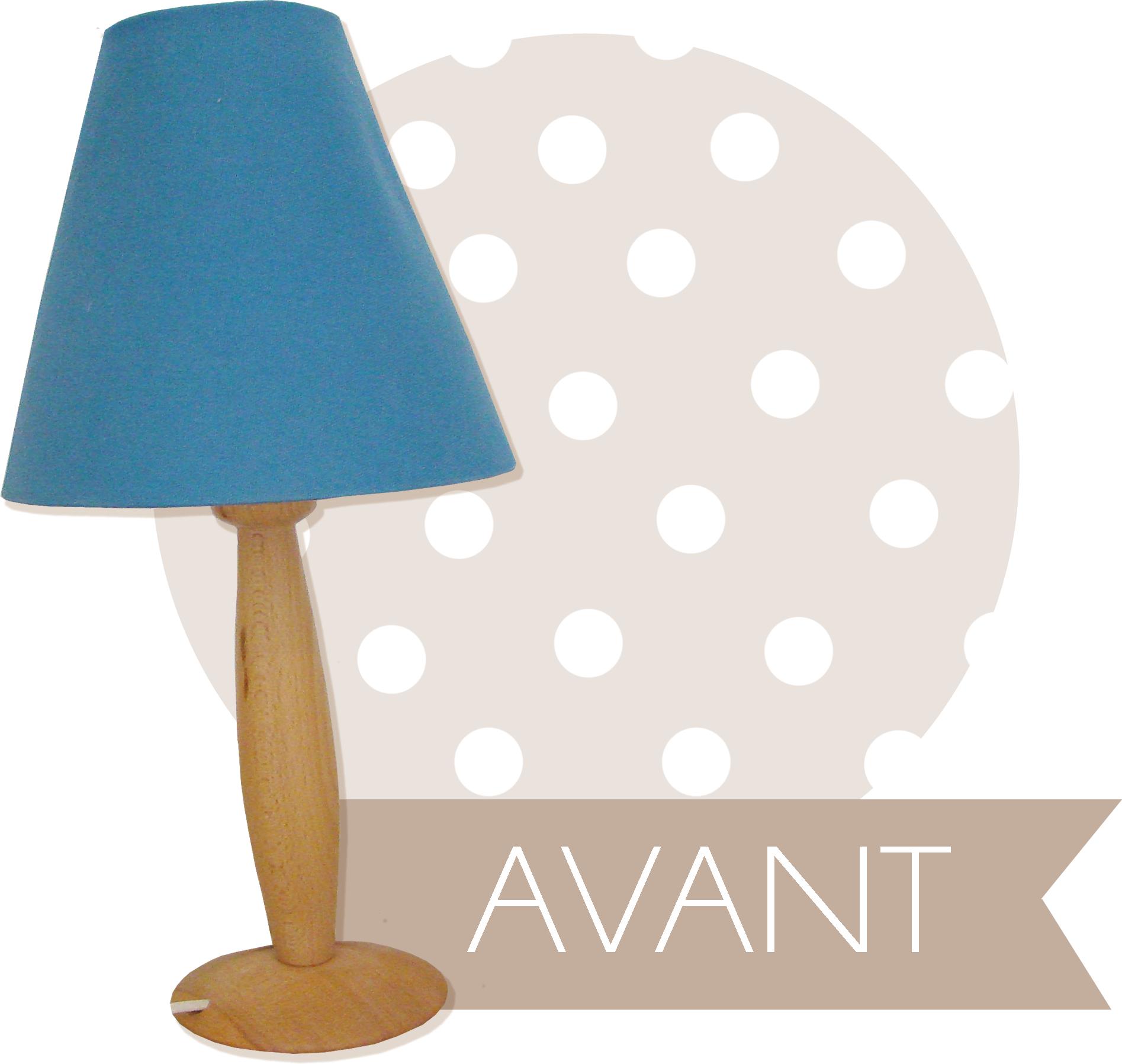 Id e r cup et d co diy tuto une lampe romantique lilly for Lampe de chevet romantique