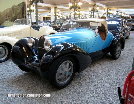Bugatti type 35 B biplace sport de 1927 (Cité de l'Automobile Collection Schlumpf à Mulhouse) 01