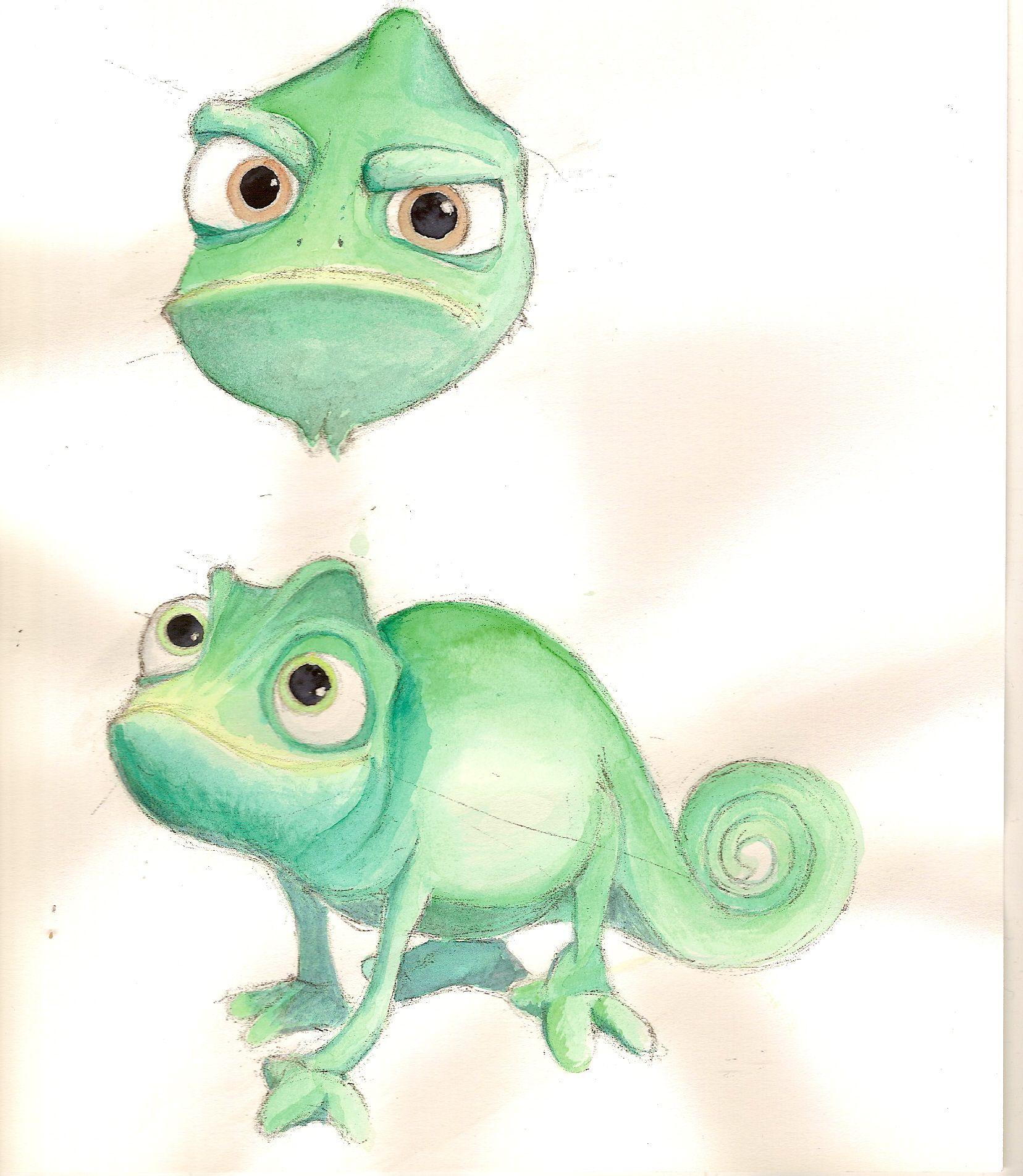 pascal de raiponce - Raiponce Pascal