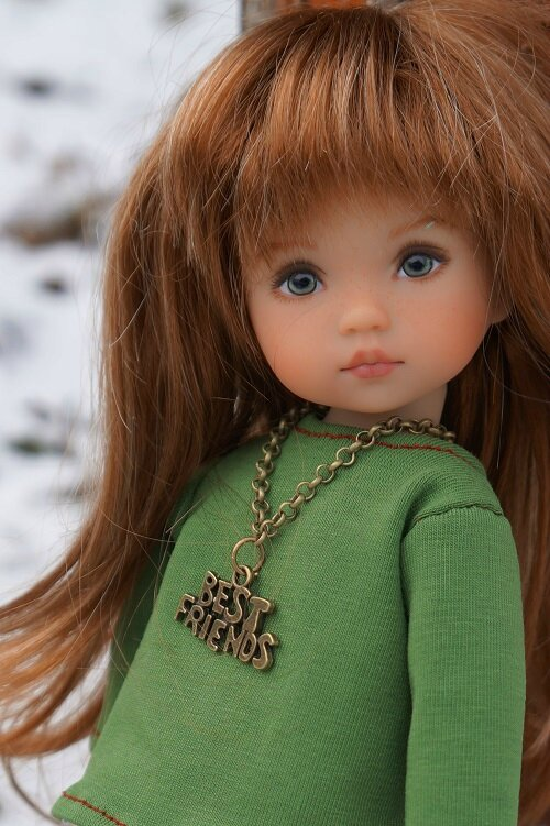 Lola , Boneka de Géri uribe !