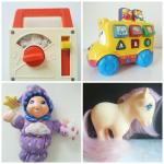 JOUETS Collage