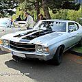 Chevrolet chevelle hardtop coupé de 1971 (Retrorencard avril 2011) 01