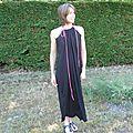 La robe 8*1 de chez sew&laine