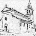 L'Église de Saint-Vérand
