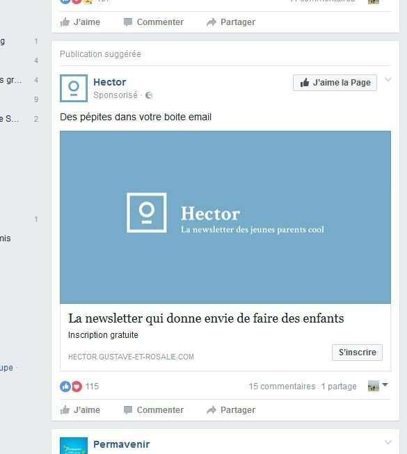 site Hector
