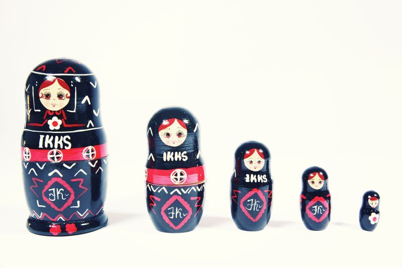 matrioshka IKKS_effected