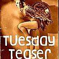 Teaser tuesday #62