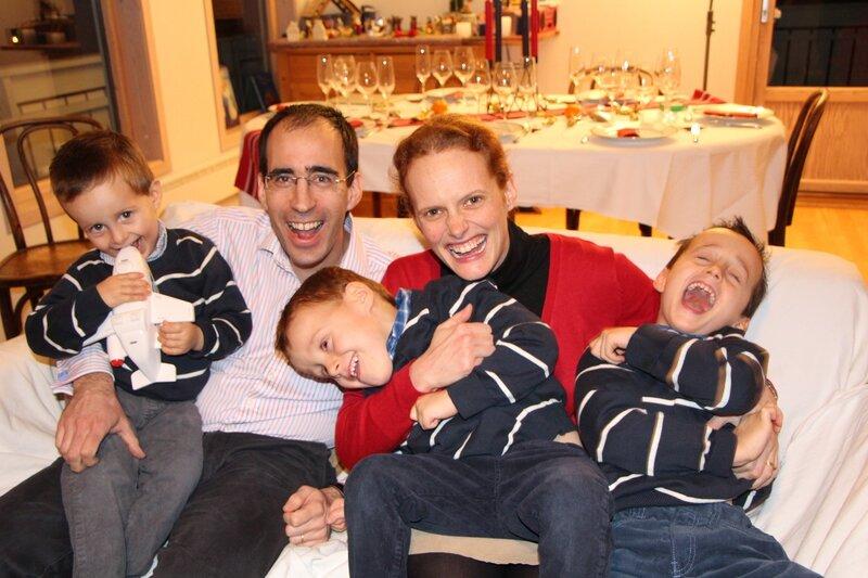 bush family 2014