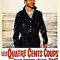 Les quatre cents coups - françois truffaut (1959)