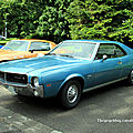 Amc javelin SST 343 coup (Retrorencard aout 2011) 01