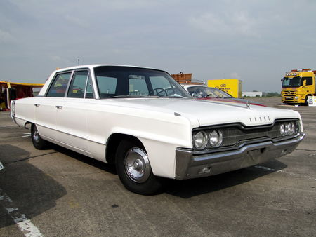 DODGE Monaco 4door Sedan 1966 Motoren und Power Lahr 2010 2