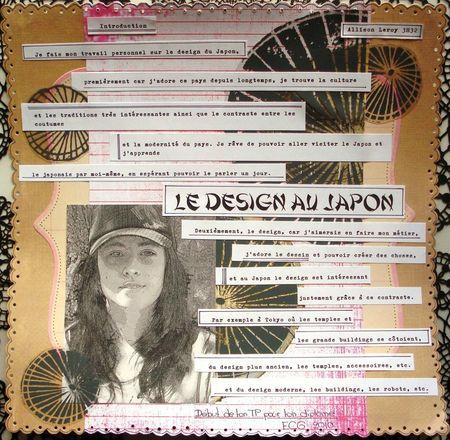 Le Design au Japon - Sketch HP No 35 - Leroy Patricia (Alpathes)
