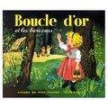 Albums de Boucle d'or