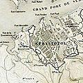 Siège de sébastopole - mai 1855