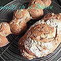 Baguettes et batard : pain artisanal en 5 minutes par jour