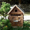 boîte aux lettres à Montaigut-le-Blanc