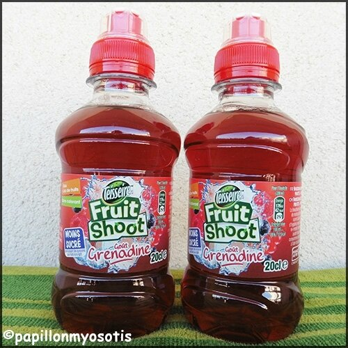 Fruit Shoot grenadine
