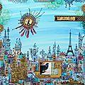 Azoline 2015-I love Paris 2