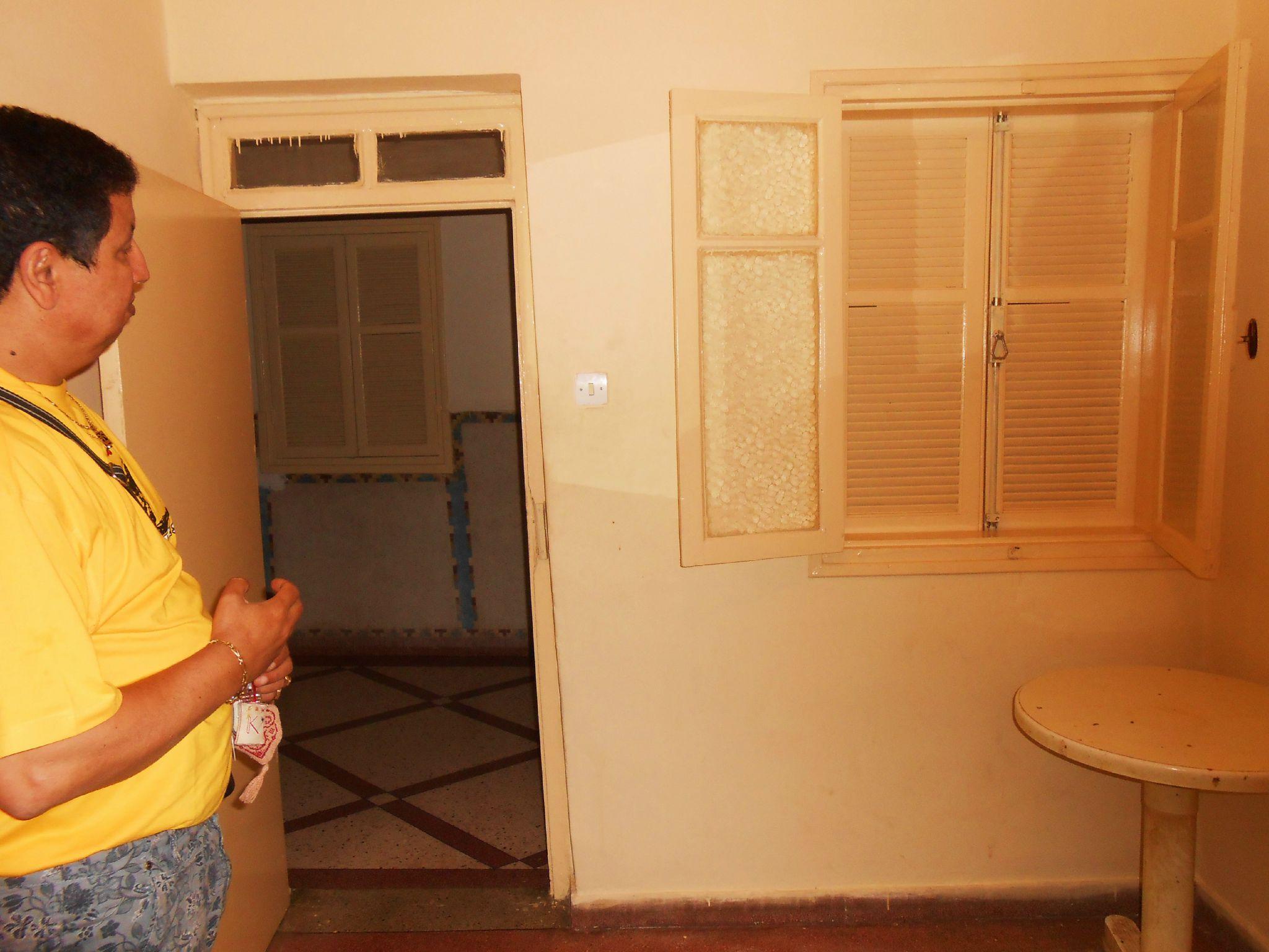 Chambre , hôtel de la Jeunesse
