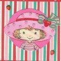 Carte Charlotte aux fraises