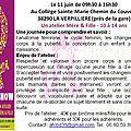 Education affective et sexuelle : atelier cycloshow le 11 juin