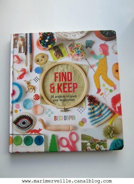 Find and keep - marimerveille