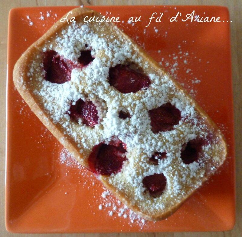 génoise fraises1pic