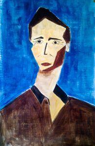 Portrait selon Picasso-3