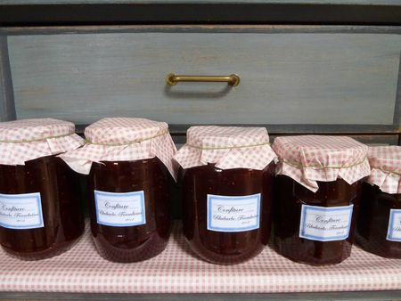 24-confiture de rhubarbe framboises (4)