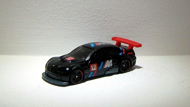 Bmw M3 GT2 (Hotwheels) 01