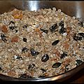 Muesli / Granola maison sans sucre ni matire grasse ajouts