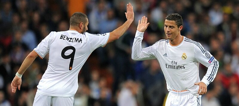 Real Madrid News Now, Cristiano and Benzema most scoring duo in the history Champions League
