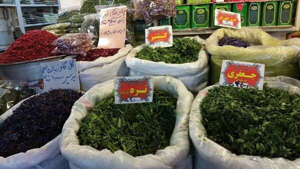 Bazaar Ispahan