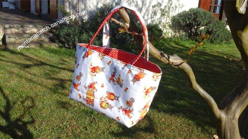 les sacs de La Fourmi montanapatch