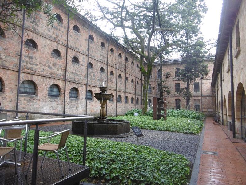 BOgota -musée National -ancienne prison(66)
