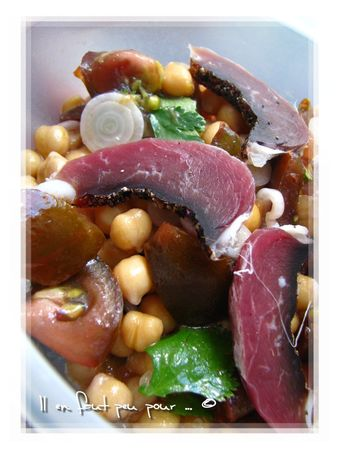 salade_pois_chiches_magret