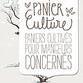Paniers cultivs pour mangeurs concerns