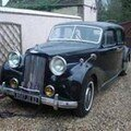 AUSTIN A 125 England - 1953