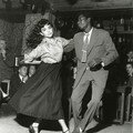 Be-Bop en cave, Saint-Germain-des-Près, Paris-1951