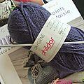Crochet tunisien tuto #1