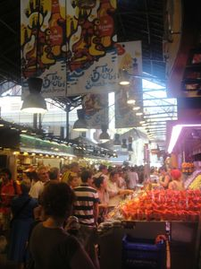 Mercat de La Boqueria Barcelone (64) J&amp;W