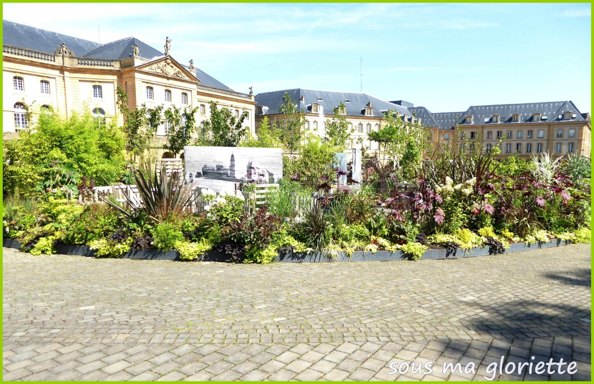 jardin fabert metz jardin ph m re metz photos d co ForJardin Fabert Metz