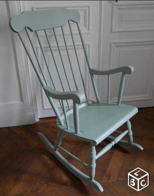 rocking chair ancien small shop many things. Black Bedroom Furniture Sets. Home Design Ideas