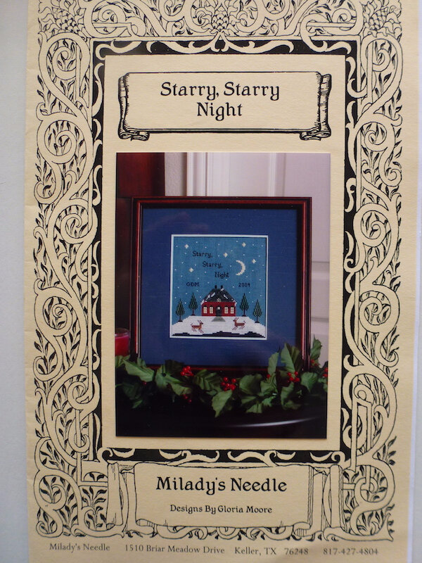 miladys needle starry starry night