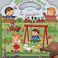 Lectures et activités pour petits jardiniers