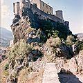 La citadelle de Corté - Corse