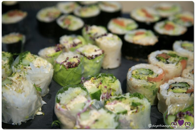 a brunch makis